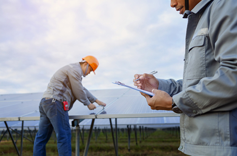 太陽光発電事業管理