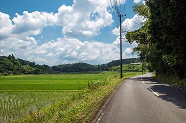 道路 Image