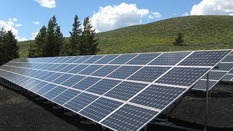 太陽光発電事業施工